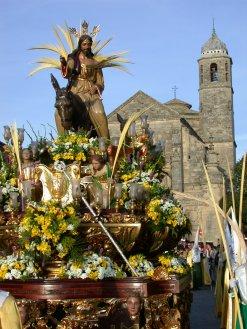 Ubeda, ciudad de Semana Santa
