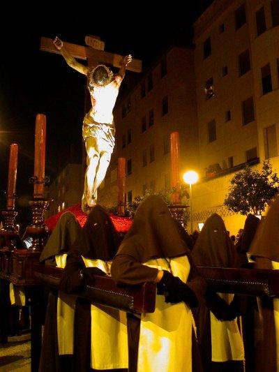 Martes Santo, Via Crucis