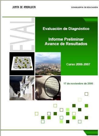 RESULTADOS OFICIALES DE LAS PRUEBAS DE EVALUACION PARA EL DIAGNOSTICO